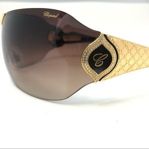 Chopard NEW 23 KT Sunglasses